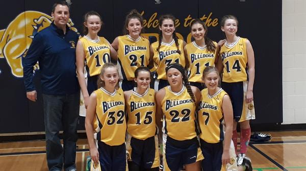 BB Jr Girls 2018
