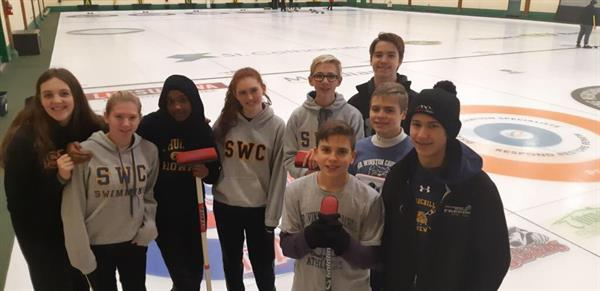 SWC curling 2