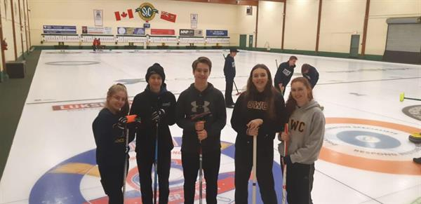 SWC curling