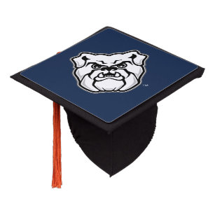 bulldog mortarboard photo